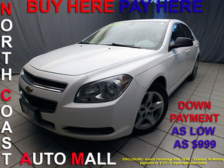 2010 Chevrolet Malibu LS w/1FL As low as $999 DOWN in Cleveland, Ohio