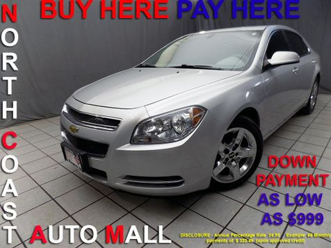 2010 Chevrolet Malibu LT w/1LT As low as $999 DOWN in Cleveland, Ohio