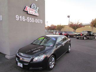 2010 Chevrolet Malibu LT w/1LT Sacramento, CA 1