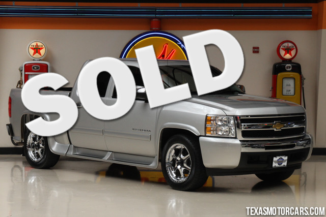 2010 Chevrolet Silverado 1500 LT This Carfax 1-Owner 2010 Chevrolet Silverado 1500 LT is in excelle