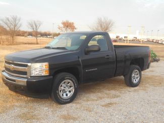 2010 Chevrolet Silverado 1500 Work Truck Blanchard, Oklahoma 8