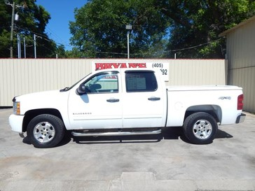 2010 Chevrolet Silverado 1500 LT in Chickasha,