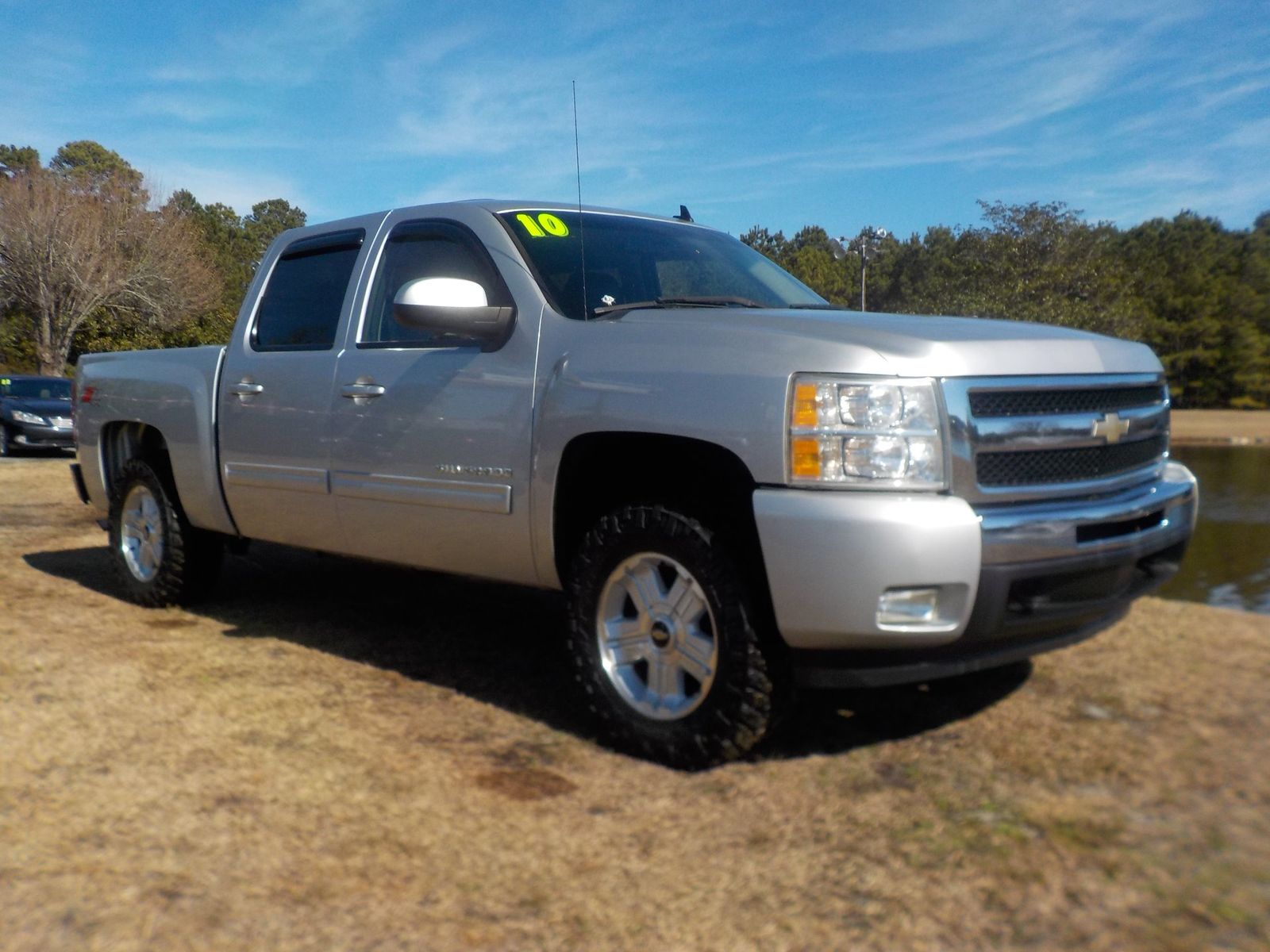 used chevrolet for sale ltz silverado truck