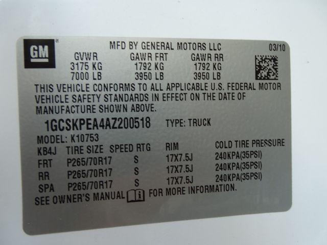 2010 Chevrolet Silverado 1500 Work Truck Corpus Christi, Texas 34