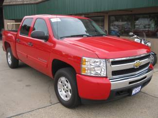 2010 Chevrolet Silverado 1500 LT 5.3L  Crew  Cab Short Box in Dickinson,, ND