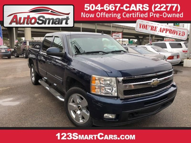 2010 Chevrolet Silverado 1500 LTZ  city LA  AutoSmart  in Harvey, LA