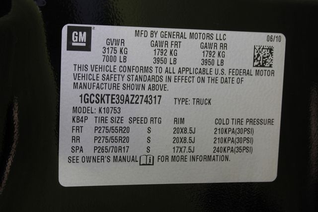 2010 Chevrolet Silverado 1500 LTZ EXT CAB 4X4 - LIFTED - $4K IN EXTRA$! Mooresville , NC 40
