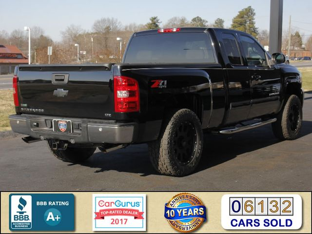 2010 Chevrolet Silverado 1500 LTZ EXT CAB 4X4 - LIFTED - $4K IN EXTRA$! Mooresville , NC 2