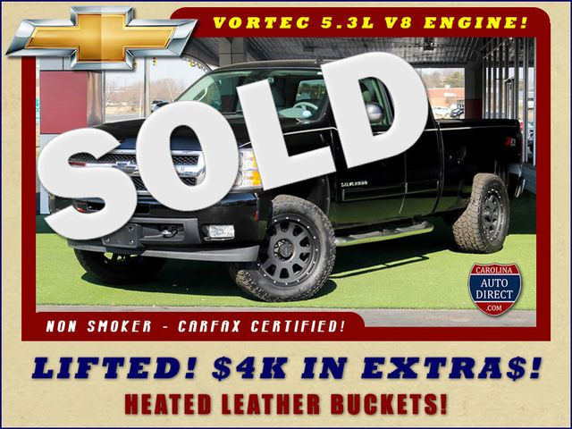 2010 Chevrolet Silverado 1500 LTZ EXT CAB 4X4 - LIFTED - $4K IN EXTRA$! Mooresville , NC 0