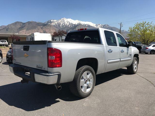 2010 Chevrolet Silverado 1500 LT Ogden, Utah 4