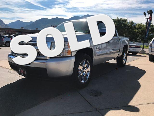 2010 Chevrolet Silverado 1500 LT Ogden, Utah 0