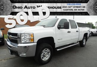 2010 Chevrolet Silverado 2500HD LT 4x4 Duramax Diesel Crew We Finance | Canton, Ohio | Ohio Auto Warehouse LLC in  Ohio