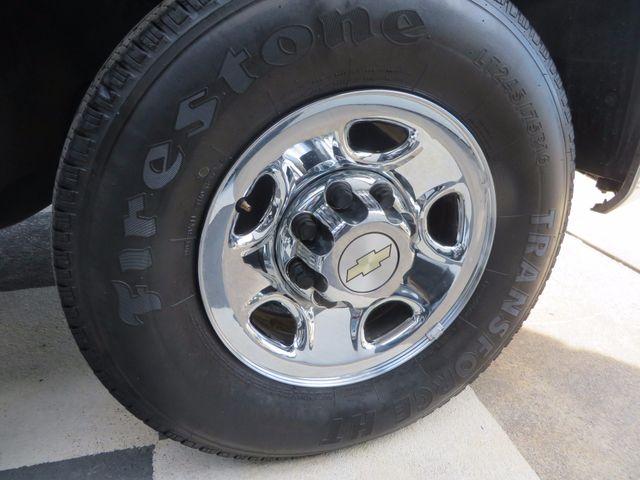 2010 Chevrolet Silverado 2500HD LT Charlotte-Matthews, North Carolina 35