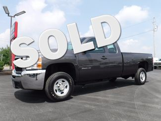 2010 Chevrolet Silverado 2500HD Extended Cab Long Bed 4x4 in Lancaster, PA PA