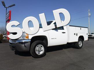 2010 Chevrolet Silverado 2500HD Utility 2wd in Lancaster, PA PA