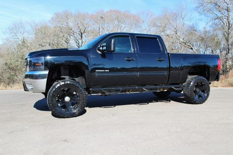 2010 Chevrolet Silverado 2500HD LTZ - 4x4 - LIFTED - LOW MILES in Liberty Hill , TX