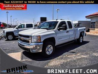 2010 Chevrolet Silverado 2500HD in Lubbock TX