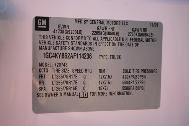 2010 Chevrolet Silverado 2500HD LTZ Mooresville , NC 13