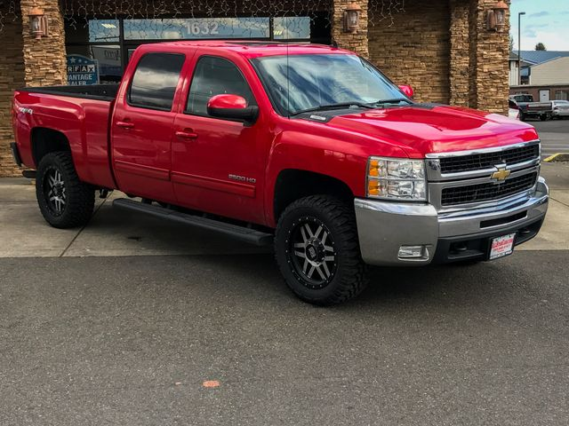 2010 Chevrolet Silverado 2500HD LTZ 4WD This vehicle is a CarFax certified one-owner used car Pre