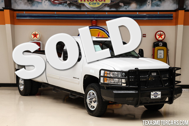 2010 Chevrolet Silverado 3500HD DRW LT This Clean Carfax 2010 Chevrolet Silverado 3500HD DRW LT is