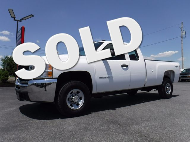 2010 Chevrolet Silverado 3500HD Extended Cab Long Bed 4x4 in Ephrata PA