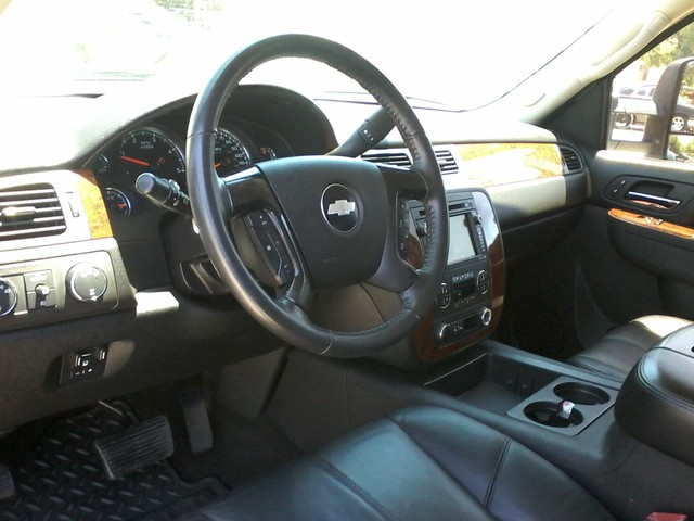 2010 Chevrolet Silverado 3500HD DRW LTZ San Antonio, Texas 14