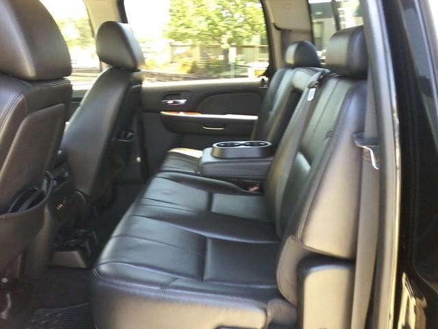 2010 Chevrolet Silverado 3500HD DRW LTZ San Antonio, Texas 10