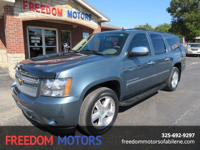 2010 Chevrolet Suburban LTZ | Abilene, Texas | Freedom Motors  in Abilene Texas