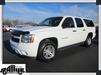 2010 Chevrolet Suburban 4WD Commercial Burlington, WA