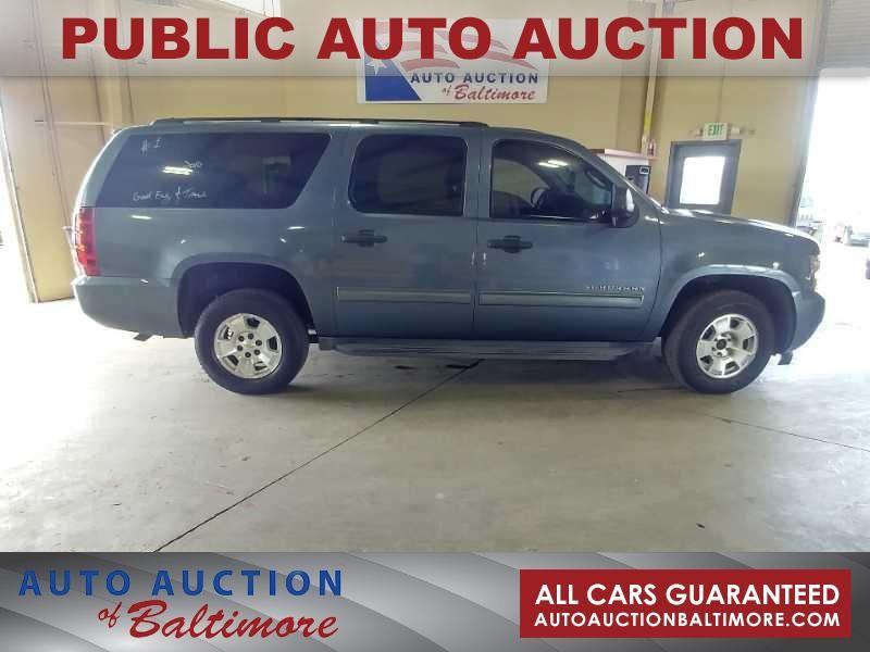2010 Chevrolet Suburban LS | JOPPA, MD | Auto Auction of Baltimore  in JOPPA MD