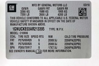 2010 Chevrolet Suburban LTZ * Sunroof * DVD * Navigation * QUADS * BOSE Plano, Texas 48