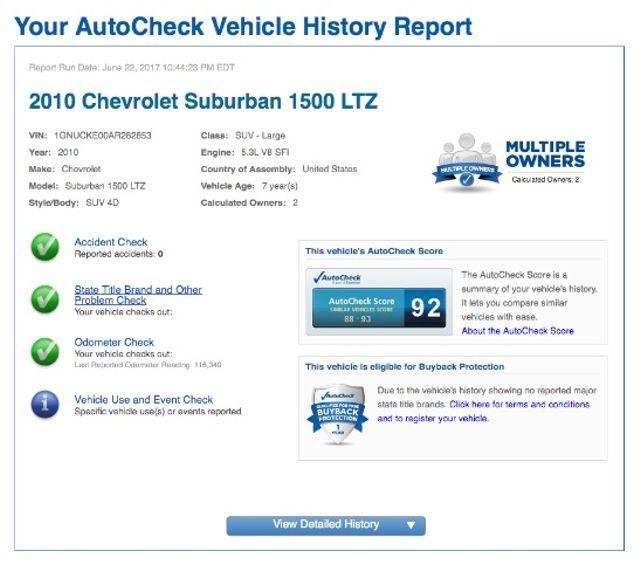 2010 Chevrolet Suburban LTZ San Antonio , Texas 11