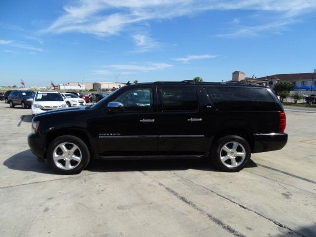 2010 Chevrolet Suburban LTZ San Antonio , Texas 3