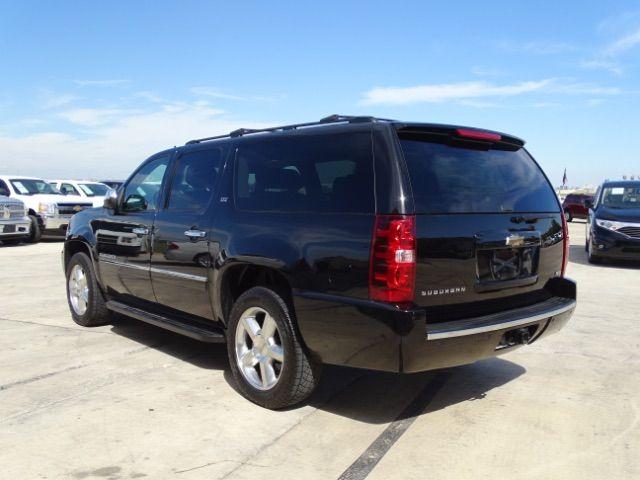 2010 Chevrolet Suburban LTZ San Antonio , Texas 4