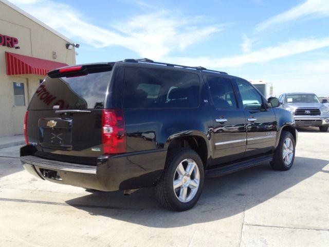 2010 Chevrolet Suburban LTZ San Antonio , Texas 6