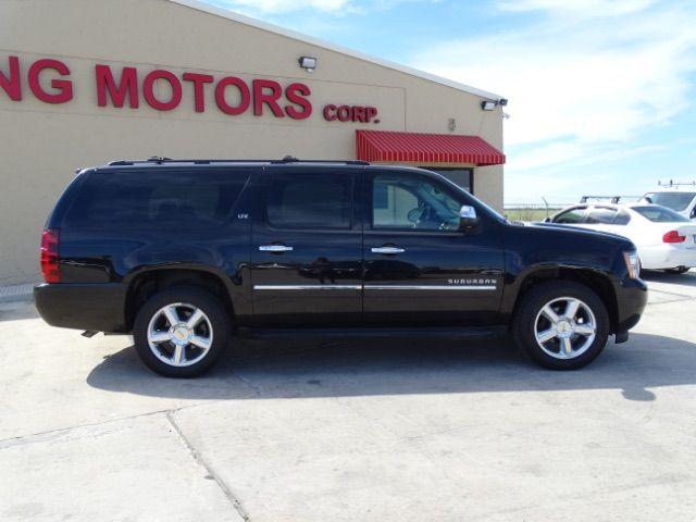 2010 Chevrolet Suburban LTZ San Antonio , Texas 7