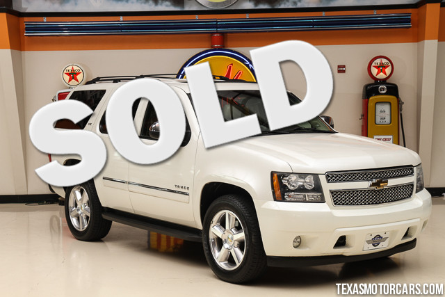 2010 Chevrolet Tahoe LTZ This Carfax 1-Owner Chevrolet Tahoe LTZ is in great shape with only 99 7