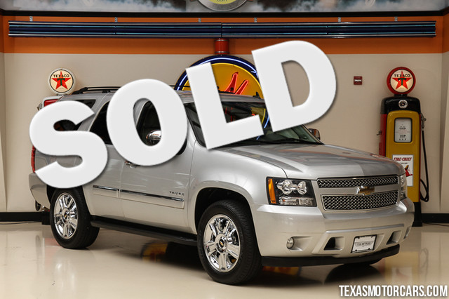 2010 Chevrolet Tahoe LTZ This Carfax 1-Owner 2010 Chevrolet Tahoe LTZ is in great shape with only