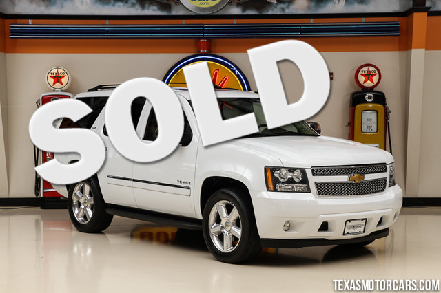 2010 Chevrolet Tahoe LTZ This 2010 Chevrolet Tahoe LTZ is in great shape with only 92 649 miles