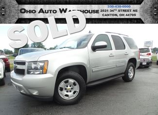 2010 Chevrolet Tahoe 4x4 3rd Row V8 Clean Carfax We Finance | Canton, Ohio | Ohio Auto Warehouse LLC in  Ohio