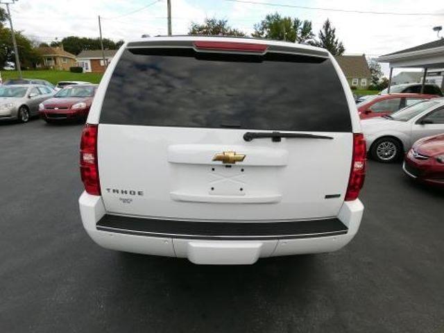 2010 Chevrolet Tahoe LTZ Ephrata, PA 4