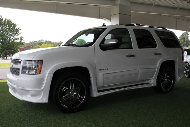 2010 Chevrolet Tahoe LTZ 4X4 - SOUTHERN COMFORT ULTIMATE LX EDITION! Mooresville , NC 25