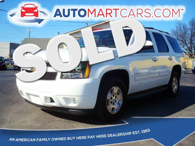 2010 Chevrolet Tahoe LT | Nashville, Tennessee | Auto Mart Used Cars Inc. in Nashville Tennessee
