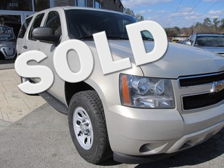 2010 Chevrolet Tahoe Special Service Vehicle Raleigh, NC