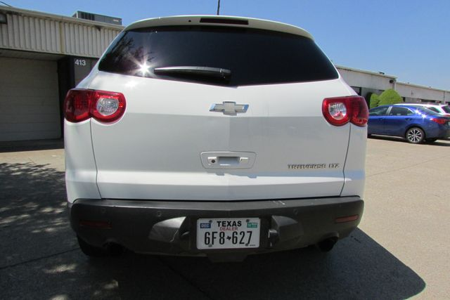 2010 Chevrolet Traverse LTZ Arlington, Texas 3