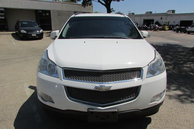 2010 Chevrolet Traverse LTZ Arlington, Texas 4