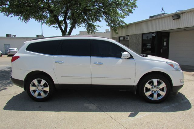 2010 Chevrolet Traverse LTZ Arlington, Texas 5