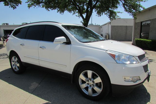 2010 Chevrolet Traverse LTZ Arlington, Texas 6