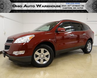 2010 Chevrolet Traverse LT AWD Sunroof 3rd Row 1-Own Cln Carfax in  Ohio