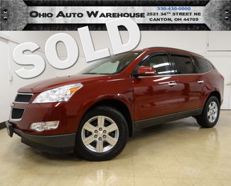 2010 Chevrolet Traverse LT AWD Sunroof 3rd Row 1-Own Cln Carfax | Canton, Ohio | Ohio Auto Warehouse LLC in  Ohio